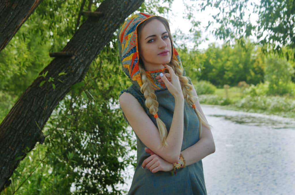 """Платье """"Сверхновая"""""""